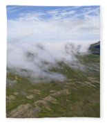 Iceland 9 Fleece Blanket