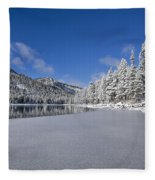 Icy Cold Fleece Blanket
