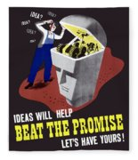 Ideas Will Help Beat The Promise Fleece Blanket