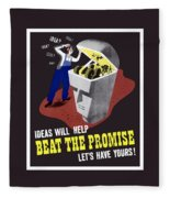 Ideas Will Help Beat The Promise Fleece Blanket