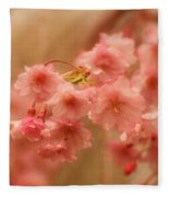 If Only For A Moment Fleece Blanket