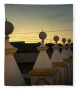 Iglesia San Andres Apostol - Apaneca 16 Fleece Blanket