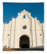 Iglesia San Andres Apostol - Apaneca 5 Fleece Blanket
