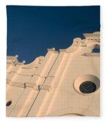 Iglesia San Andres Apostol - Apaneca 8 Fleece Blanket