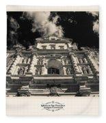 Iglesia San Francisco - Antigua Guatemala IIi Fleece Blanket