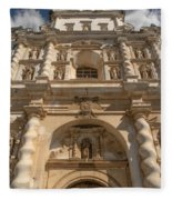 Iglesia San Francisco - Antigua Guatemala Vii Fleece Blanket