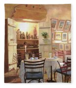Il Caffe Dell'armadio Fleece Blanket