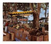 il mercato di St Paul Fleece Blanket