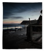 Freddie Gilfroy - Scarborough North Bay Fleece Blanket