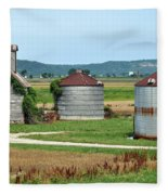 Ilini Farm Fleece Blanket