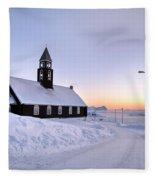 Ilulissat - Greenland Fleece Blanket