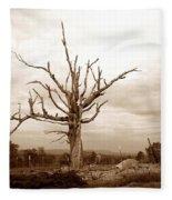 Fantastic Tree Fleece Blanket