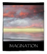 Imagination Fleece Blanket