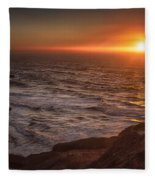 Impression Fleece Blanket