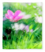 Impressionistic Photography At Meggido 3 Fleece Blanket