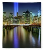 In Memoriam Fleece Blanket