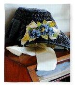 In Mourning Fleece Blanket
