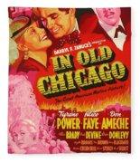 In Old Chicago 1937 Fleece Blanket