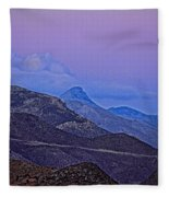 In Search Of Atlantis-2 Fleece Blanket