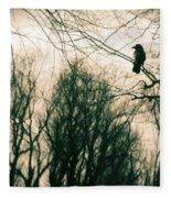 In The Day Fleece Blanket