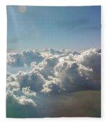 In The Heavenlies Fleece Blanket