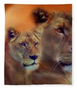 In The Moment Fleece Blanket
