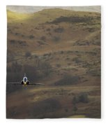 Mach Loop Fleece Blanket