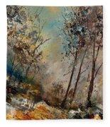 In The Wood 451180 Fleece Blanket