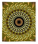 Incendia Kaleidoscope Fleece Blanket