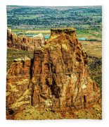 Independence Day Tradition Fleece Blanket