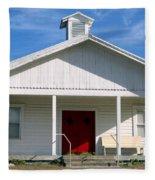 Indian Gap Baptist Fleece Blanket