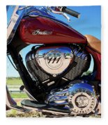 Indian Moto Blue Sky 81116 Fleece Blanket