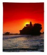 Indonesia, Bali Fleece Blanket