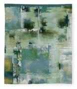Industrial Abstract - 17t Fleece Blanket