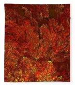 Inferno-3 Fleece Blanket