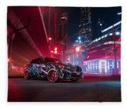 Infiniti Qx70 Fleece Blanket