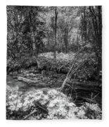 Infra Creek  Fleece Blanket