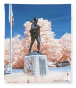 Infrared Memorial Fleece Blanket