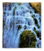 Inglis Falls Fleece Blanket