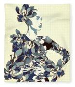 Inner Beauty II Fleece Blanket