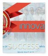 Innovare It Solutions Fleece Blanket