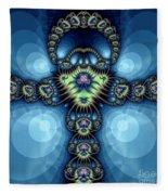 Insect Queen Fleece Blanket