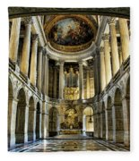 Inside Versailles  I  Fleece Blanket