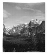 Inspiration Point  Fleece Blanket