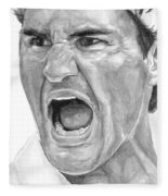 Intensity Federer Fleece Blanket