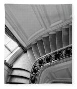 Interior Stairs Architecture  Fleece Blanket