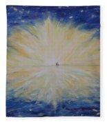 Into Dawn Fleece Blanket