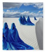 Into The Mystic 12 Fleece Blanket