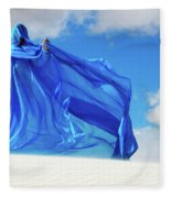 Into The Mystic 28 Fleece Blanket