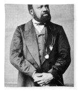 Ira Aldridge (1807-1867) Fleece Blanket